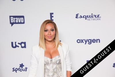 adrienne bailon in NBCUniversal Cable Entertainment Upfront