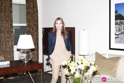 aerin lauder in Designers House Launch