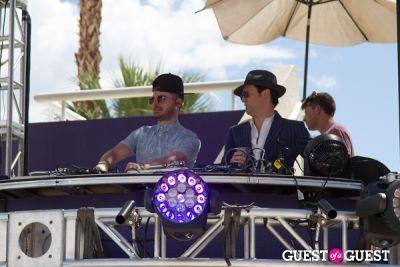 aeroplane in Coachella: LED Day Club at the Hard Rock Hotel