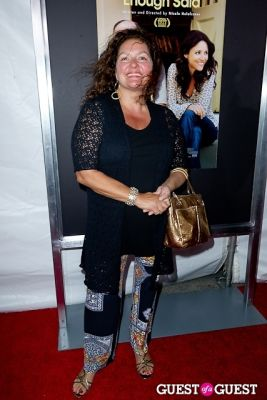 aida turturro in Enough Said NYC Special Screening
