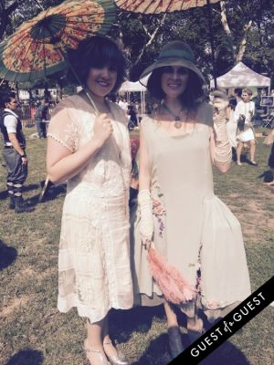 aimee dodds in The 10th Annual Jazz Age Lawn Party