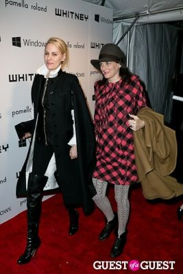 aimee mullins in Whitney Museum of American Art's 2012 Studio Party