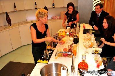 aisha sharpe in Private Liqueur Tasting for Navan