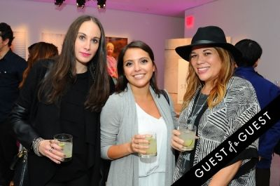 grace fernandez in Refinery 29 Style Stalking Book Release Party