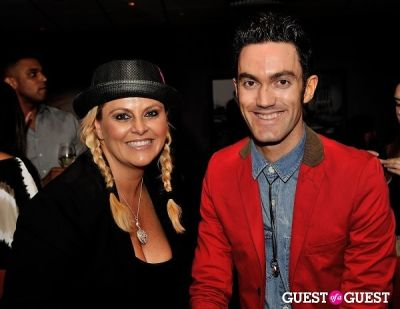 matt dillon in Real Housewives of NY Season Five Premiere Event at Frames NYC