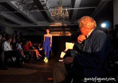 mal harrison in Underground Fashion Show