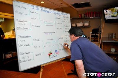 alan pohoryles in Tommy Joe's Jon Lowe Ping Pong Tournament