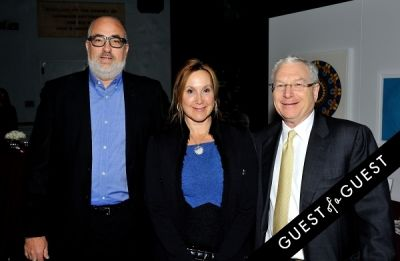 philip milstein in 92Y's Emerging Leadership Council second annual Eat, Sip, Bid Autumn Benefit