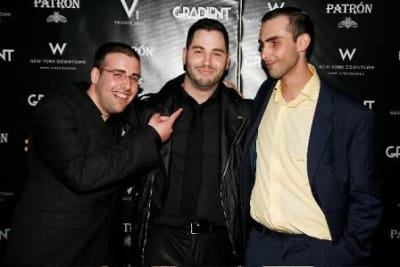 barris vinogradov in Gradient Magazine Launch Party