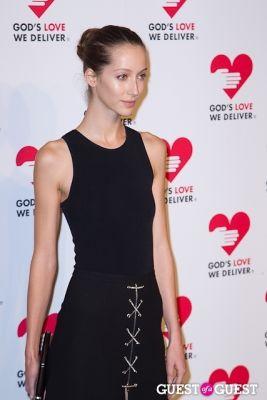 alana zimmer in God's Love We Deliver 2013 Golden Heart Awards