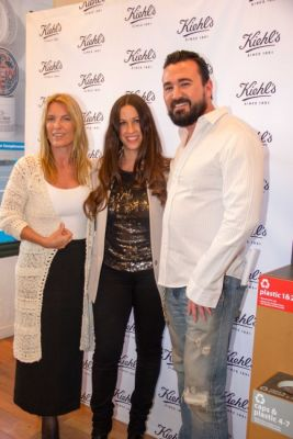 alanis morissette in Kiehl's Earth Day Partnership With Zachary Quinto and Alanis Morissette