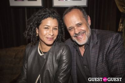 nina chinn in LAND Celebrates an Installation Opening at Teddy's in the Hollywood Roosevelt Hotel