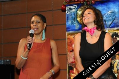 anita durst in 2014 Chashama Gala