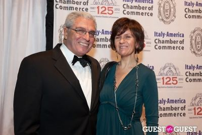 leitizia airos in Italy America CC 125th Anniversary Gala