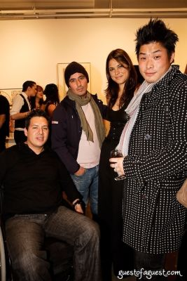 eli caner in Timo Weiland Neckwear Event