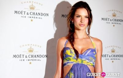 alessandra ambrosio in Follow The Sun