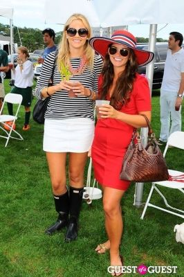alessandra echeverria in The 27th Annual Harriman Cup Polo Match