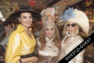 joy marks in Socialite Michelle-Marie Heinemann hosts 6th annual Bellini and Bloody Mary Hat Party sponsored by Old Fashioned Mom Magazine