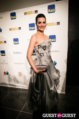 alessandra emanuel in Brazil Foundation Gala at MoMa