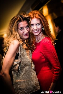 alessandra rotondi in Serafina Flagship Opening Party