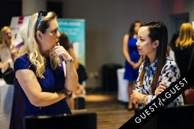 alex andra-collard in beautypress Spotlight Day Press Event LA