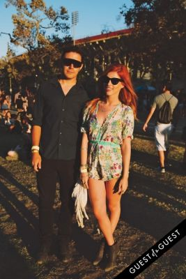 alex bowser in FYF Fest 2014