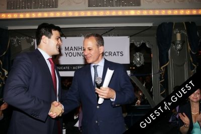 eric schneiderman in Manhattan Young Democrats: Young Gets it Done