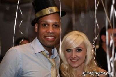alex london in Richie Rich's NYE party