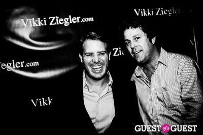 harry peden in Vikki Ziegler Book Premier Party at The Maritime Hotel