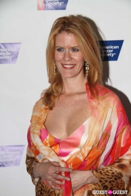 alex mccord in American Cancer Society's Pink & Black Tie Gala