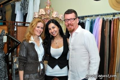 alex mccord in Tribeca's Housing Works new store - Grand opening