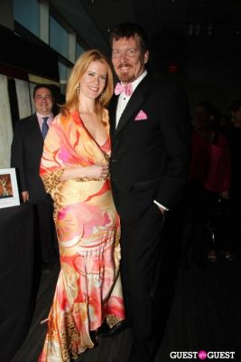 simon van-kempen in American Cancer Society's Pink & Black Tie Gala