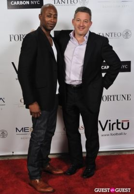 seth ruthen in Carbon NYC Spring Charity Soiree