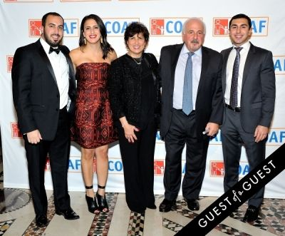 marilyn sarkesian in COAF 12th Annual Holiday Gala