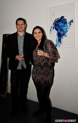 alex smith in Conor Mccreedy - African Ocean exhibition opening