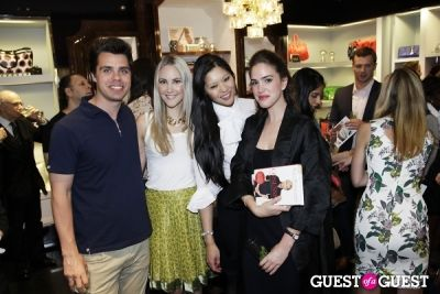 alex travers in Milly and Quest Media Celebrate