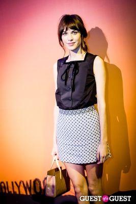 alexa chung in Whitney Studio Party Gala 2013