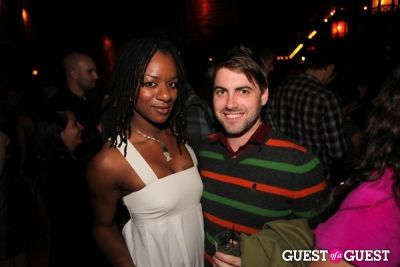 james robert-mcgibbon in 'Limelight' Afterparty at the Bowery Hotel