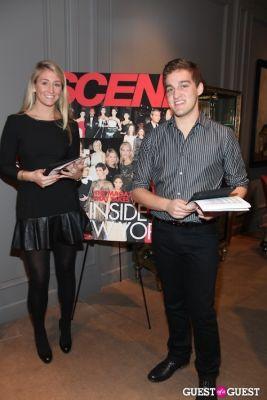jacob bodager in SCENE Magazine Celebrates November Issue and Etro's New Fragrance