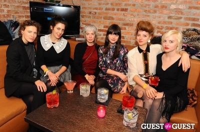 laura mcdaniel in Ivana Helsinki Fashion Show AfterParty