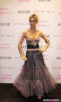 alexa winner in Guess by Marciano and Harper's Bazaar Cocktail Party