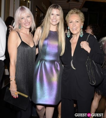 suzy buckley in Sergio Rossi Party at Bal Harbour Shops