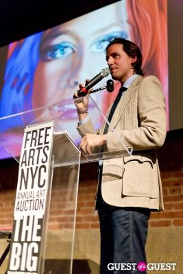 alexander gilkes in FREE ARTS NYC Annual Art Auction Celebrating Richard Phillips