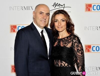 tamar kouspakian in Children of Armenia Fund 10th Annual Holiday Gala