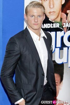 alexander ludwig in Grown Ups 2 premiere