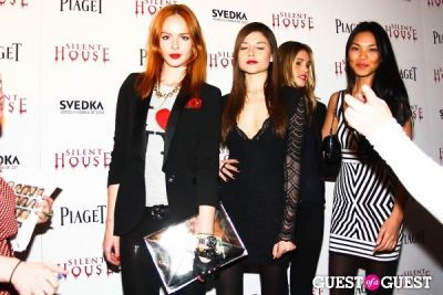 alexandra aguilera in Silent House NY Premiere