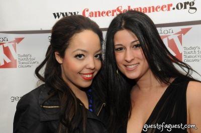 alexandra alexis in Generation NXT Party w/ Fran Drescher (Cancer Schmancer)