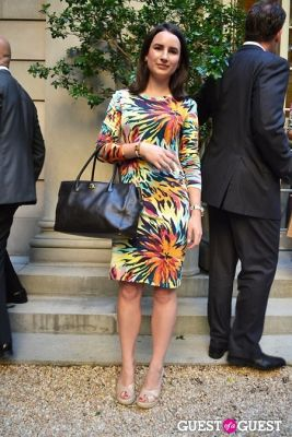 alexandra caroline-porter in The Frick Collection's Summer Soiree