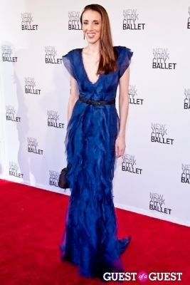 alexandra kerry in New York City Ballet's Spring Gala
