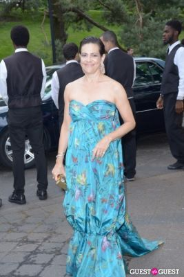 alexandra lebenthal in The New York Botanical Gardens Conservatory Ball 2013